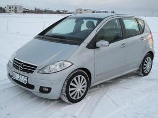 Mercedes-Benz Třídy A 2.0 i Automat hatchback benzin