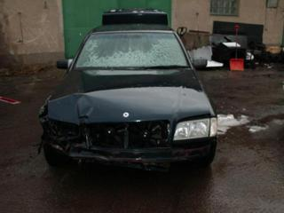 Mercedes-Benz Třídy C 1997, 1800 ccm, benzin hatchback benzin
