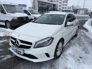 Mercedes-Benz Třídy A 1,6 180  LED, STYLE hatchback benzin