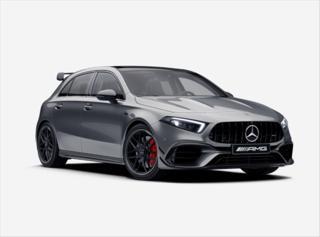 Mercedes-Benz Třídy A 2,0 AMG A 45 S 4MATIC hatchback benzin