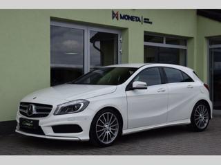 Mercedes-Benz Třídy A 180 AMG*LED*PRAV.SERVIS* hatchback benzin