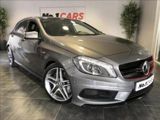 Mercedes-Benz Třídy A 2,0   A45 AMG 4MATIC 265KW hatchback benzin