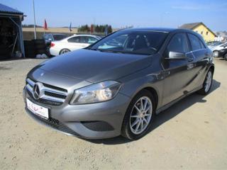 Mercedes-Benz Třídy A 1.5 CDi Sport hatchback nafta