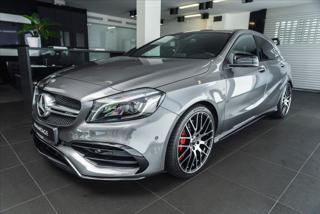 Mercedes-Benz Třídy A 2,0 45 AMG 4Matic/sedačky AMG performance  IHNED hatchback benzin