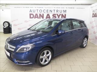 Mercedes-Benz Třídy B 200 CDi Avantgarde 1.maj. hatchback nafta