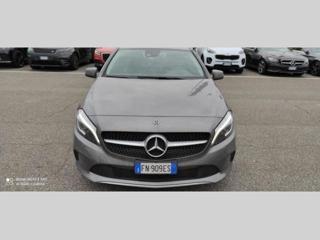 Mercedes-Benz Třídy A 2.1 d Sport Automat hatchback nafta