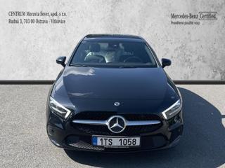 Mercedes-Benz Třídy A 1,5 A 180d NEW hatchback nafta