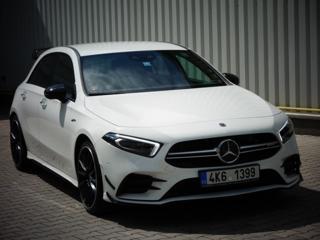 Mercedes-Benz Třídy A A35*AMG*4M*AERO*NIGHT*TOP-VÝB! hatchback benzin