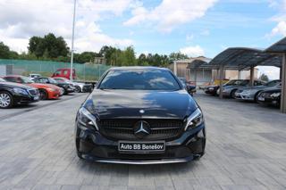 Mercedes-Benz Třídy A A 200 d, kůže, Sport paket, ČR hatchback