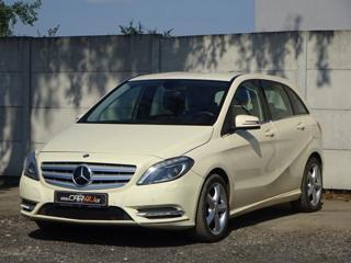 Mercedes-Benz Třídy B 1.5 CDi Automat hatchback nafta
