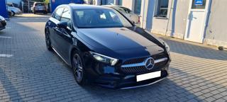 Mercedes-Benz Třídy A A 220 4MATIC 140kW hatchback benzin