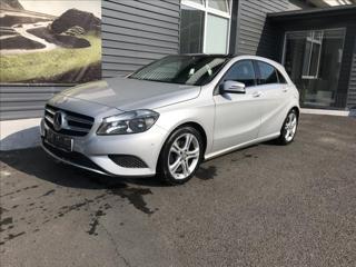 Mercedes-Benz Třídy A 1,6 PANO, AUTOMAT, TOP hatchback benzin