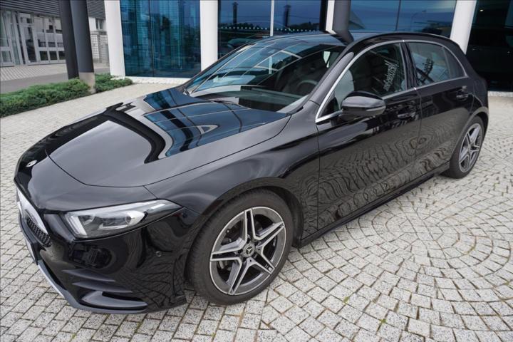 Mercedes-Benz Třídy A A 180 AMG,CZ,záruka 7/2024 hatchback benzin