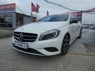 Mercedes-Benz Třídy A 200CDI 100kW*A/T*Xenon*2xAlu* hatchback nafta