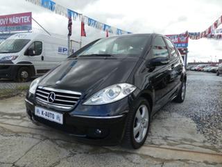 Mercedes-Benz Třídy A 170i 85kW*Avantgarde*Klima* hatchback benzin