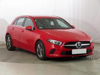 Mercedes-Benz Třídy A A 180 100kW hatchback benzin