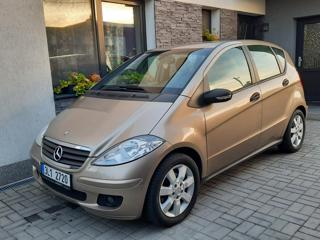 Mercedes-Benz Třídy A A 150 AUTOMAT!! ZAK. V ČR!! hatchback