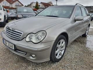 Mercedes-Benz Třídy C C220 CDI ,ELEGANCE,TEMPOMAT,XENONY kombi