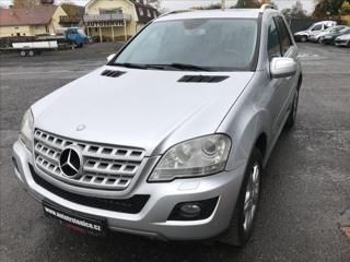 Mercedes-Benz Třídy M 3,0 W164, CDI, PO SERVISU  164 SUV nafta