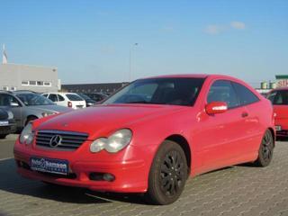 Mercedes-Benz Třídy C C 180 Kompressor *ESP*   1,8 kupé benzin