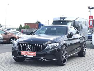 Mercedes-Benz Třídy C *COUPE* 135 kW*   2,0 kupé benzin