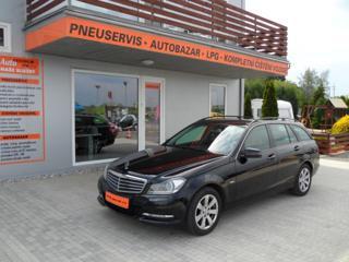 Mercedes-Benz Třídy C 200CDi AUT. KLIMA, SERVIS KN. kombi nafta