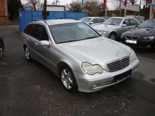 Mercedes-Benz Třídy C 220CDi,Avantgarde,AUT,Serv.k. kombi nafta