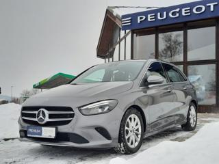 Mercedes-Benz Třídy B 200 d 150k A8 Progressive kombi nafta