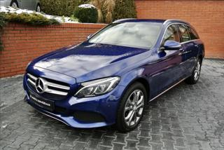 Mercedes-Benz Třídy C 220 CDI 125KW AVANTGARDE 4MATIC,LED,NAVIGACE kombi nafta