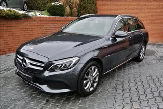 Mercedes-Benz Třídy C 220 CDI 125KW AVANTGARDE 4MATIC,LED,NAVIGACE 06 kombi nafta