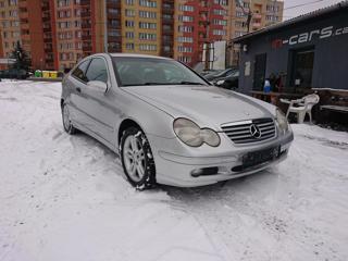 Mercedes-Benz Třídy C 220CDi105KW,6rych.COUPÉ,MANUÁL kupé