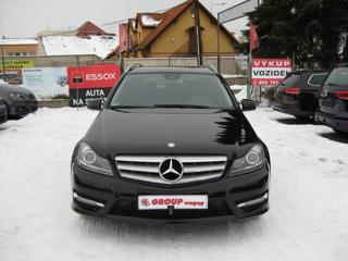 Mercedes-Benz Třídy C 250 CDI AMG Avantgarde kombi