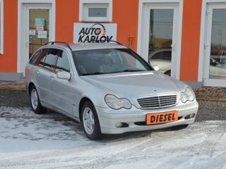 Mercedes-Benz Třídy C C 220 CDi ELEGANCE/TAŽNÉ kombi