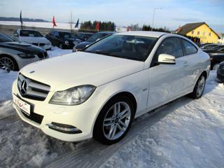 Mercedes-Benz Třídy C C220CDi Coupe Avantgarde kupé