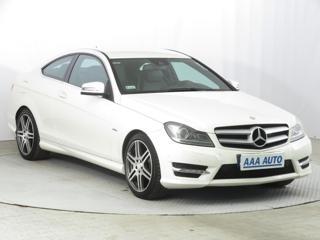 Mercedes-Benz Třídy C C 180 115kW kupé benzin