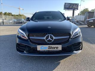 Mercedes-Benz Třídy C 2,0 C 220d 4MATIC AMG linie kombi nafta