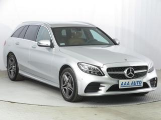 Mercedes-Benz Třídy C C 200 4MATIC 135kW kombi benzin