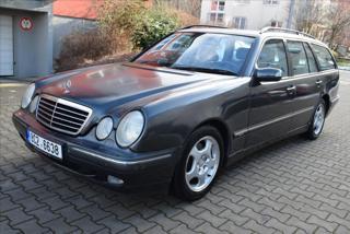 Mercedes-Benz Třídy E 2,7   CDI Avantgarde Kůže Xenony kombi nafta