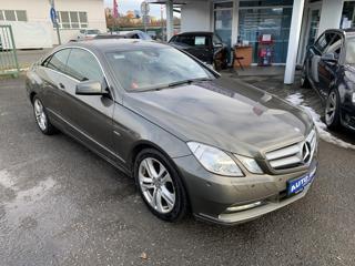 Mercedes-Benz Třídy E 300 185kW Coupé ČR 1Majitel kupé