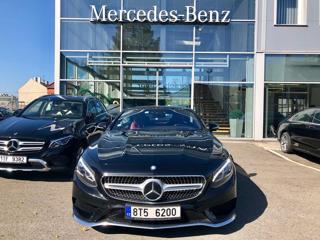 Mercedes-Benz Třídy S 4,7 S 500 4MATIC kupé - Edition 1 kupé benzin