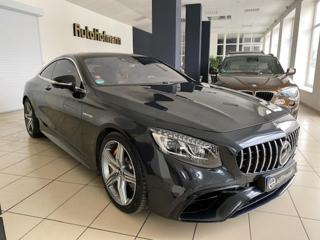 Mercedes-Benz Třídy S AMG S 63 4MATIC V6 BITURBO,KUPÉ,TOP kupé