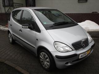 Mercedes-Benz Třídy A 1,6 i  160 L,AUTOMAT kombi benzin