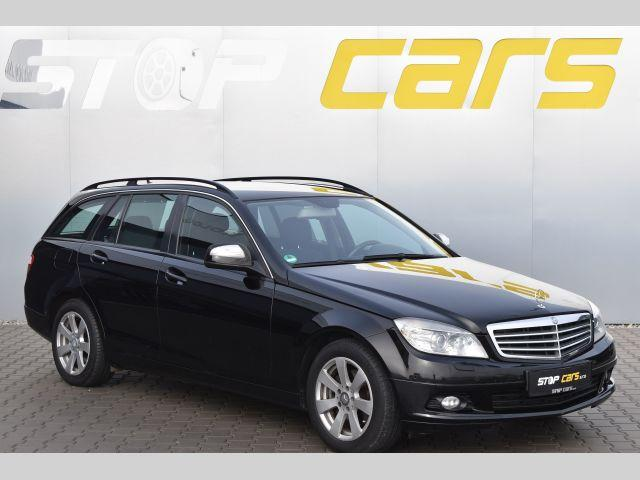 Mercedes-Benz Třídy C 2.1 CDi kombi nafta