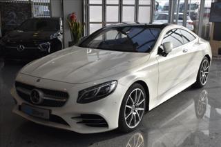Mercedes-Benz Třídy S .   S 560 4M kupé designo kupé benzin