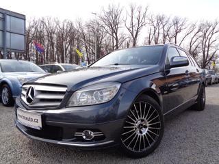 Mercedes-Benz Třídy C 220 CDI,Avantgarde kombi
