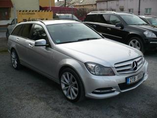Mercedes-Benz Třídy C 2.1 CDi kombi Automat Facelift kombi nafta