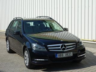 Mercedes-Benz Třídy C 2.1 CDi Combi kombi nafta