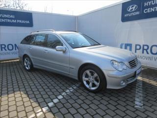 Mercedes-Benz Třídy C 2,2 CDI AVANGARDE AUTOMAT ČR 1.MAJITEL DPH kombi nafta