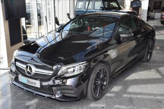 Mercedes-Benz Třídy C .   C 43 4M AMG kupé, Carbon kupé benzin