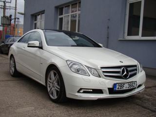 Mercedes-Benz Třídy E E 350 CDi Automat/ Navi/panorama kupé